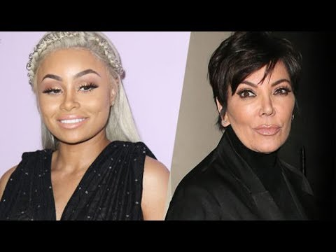 Blac Chyna Reaches Out to Rob Kardashian's Mom Kris Jenner for HELP