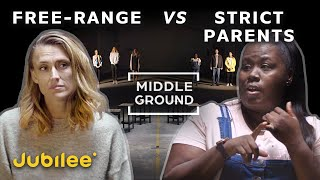 Free Range vs Strict Parents: Is Spanking Your Kids Ever Okay?