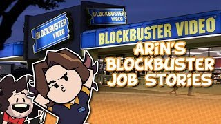 Game Grumps: Arin's stories working at Blockbuster