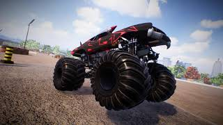 VideoImage2 Monster Truck Championship - Rebel Hunter Edition