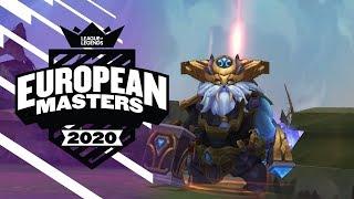 European Masters : les meilleures actions de la phase de groupes