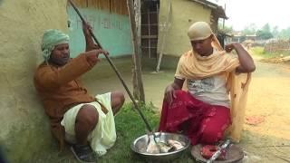 मौगीहावा मछरी बालाके चुना लगादेलक बुढ़बा  || maithili comedy