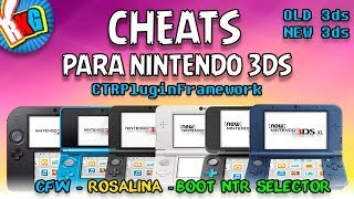 3ds homebrew apps cheats - TH-Clip