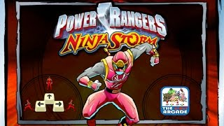 Power Rangers Ninja Storm - Avoid The Flames At All Costs (Gameplay, Playthrough)