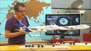 C'est Pas Sorcier  A380, Le Nouveau Géant Du Ciel