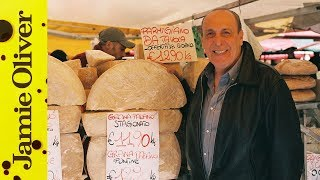 Behind the Scenes in Italy | Shopping with Gennaro Contaldo