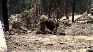 The Pacific - Part 7 - Bunker Scene