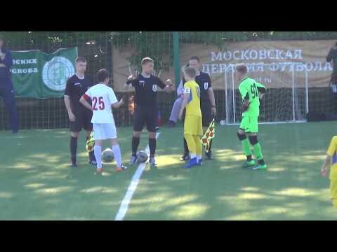 2006 г.р.: Строгино - Спартак-2 - 3:0 | Обзор