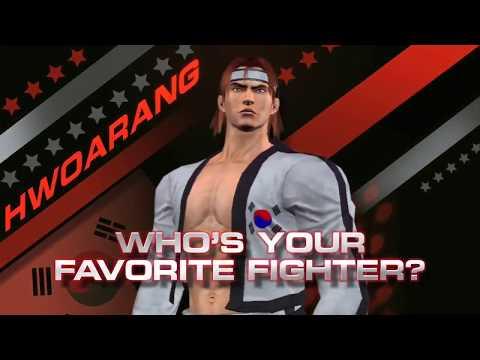 Tekken : Les techniques de Taekwondo incroyables de Hwoarang !