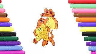 Ben 10 Humungousaur Coloring Page For Kids Book