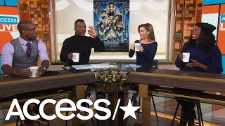 'Black Panther': Breaking Down The Cultural Impact Of Marvel's First Black Superhero Movie | Access