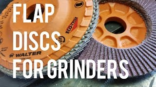 Walter Flap Discs For Grinders
