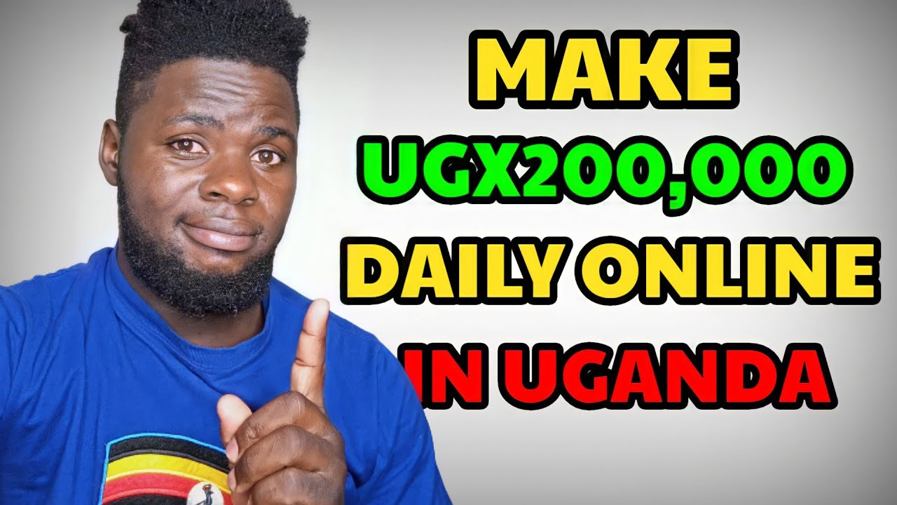 How to Earn Money Online In Uganda Quickly At Your House thumbnail