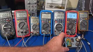 121GW EEVBLOG multimeter meter testing pre-production - Hài Trấn