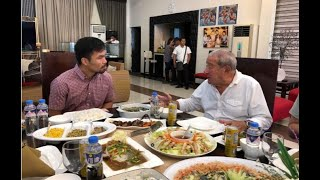 Arum: 2019 fights to be Pacquiao's last hurrah