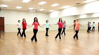 I Am Yours... (*** 100,000 ***)   Line Dance (Dance & Teach In English & 中文)