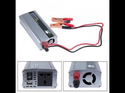Cheap 12v to 220v Power Inverter For Your Car Dc To Ac