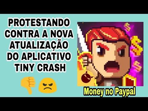 👎FICOU RUIM a Nova Atualização do Aplicativo Tiny Crash 👎