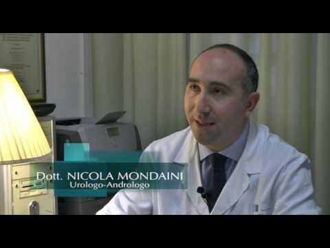 Storia della malattia prostatite acuta