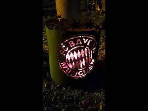 FC Bayern Feuerkorb