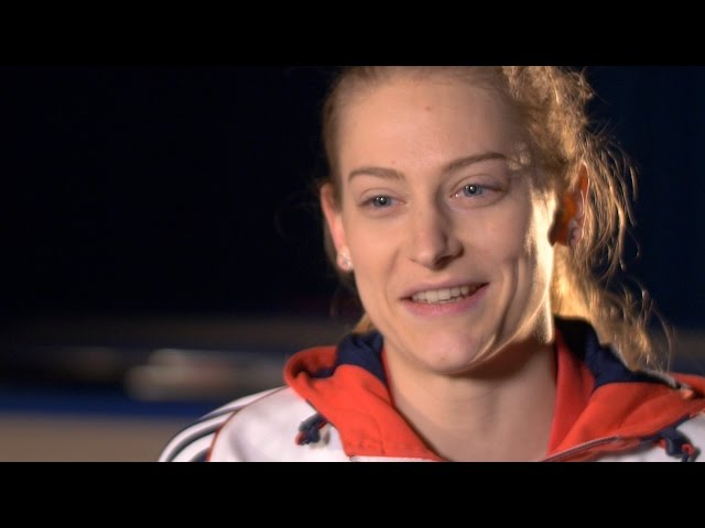 Bryony Page - Trampoline World Championships #EveryRoadToRio