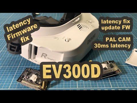 Eachine EV300D FPV new Firmware