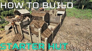 ark how to build a dino pen