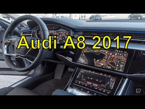 Audi A8 | Awesome Security | 2018 Preview