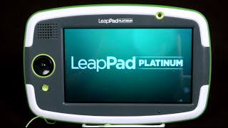 How to edit parent settings on LeapFrog LeapPad