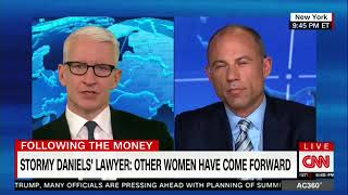 Stormy Daniels lawyer says there are six other women