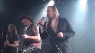 Jorn - I Came To Rock - Live @ Biebob 14 december 2012