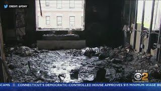 Investigators: No Evidence Of Working Smoke Detectors In Deadly Harlem Apartment Fire