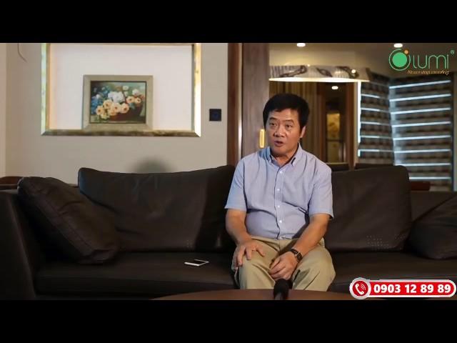 Khách hàng nói về Lumi: Anh Vinh – Chủ căn hộ tại Hoàng Thành Tower, Hà Nội