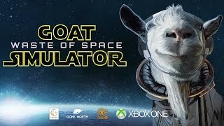 Goat Simulator: Waste Of Space - Release Trailer (Xbox One 2017)