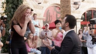 Best Wedding Proposal Marry You Flashmob