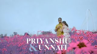 Priyanshu & Unnati Wedding Highlight