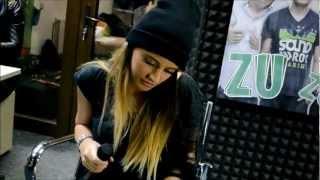 Antonia - Marabou (Live la Radio ZU)