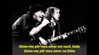 AC DC - Let Me Put My Love Into You (Legendado PT-BR)