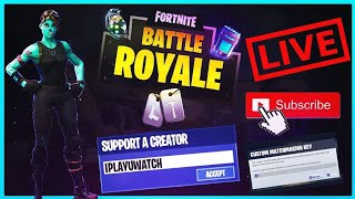 *NEW* FORTNITE ITEMSHOP COUNTDOWN RIGHT NOW!! (NEW SKINS) AUGUST 30th (Live EU CUSTOMMATCHMAKING)