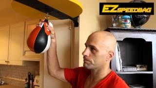 Beginner Boxing - Speed Bag Tutorial with the EZ Speedbag