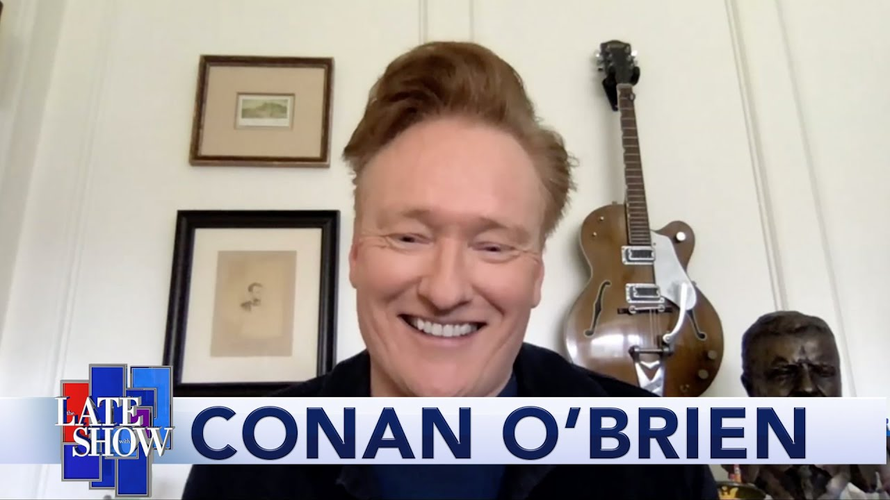 Conan O'Brien And Stephen Colbert Both Have Family Ties To College Of The Holy Cross thumbnail