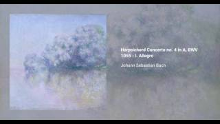 Harpsichord Concerto no. 4 in A major, BWV 1055