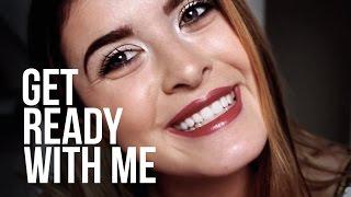 Holiday Party Makeup Tutorial: HelloKaty