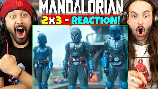 THE MANDALORIAN 2x3 - REACTION! Chapter 11: The Heiress by The Reel Rejects