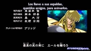 Sould Of Gold   Ending Final  Alma Dorada   Saint Seiya