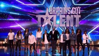 Revelation Avenue Roar Britain's Got Talents