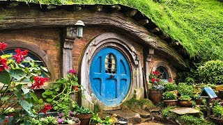 This is Where They Filmed Lord of the Rings and Hobbit | Hobbiton