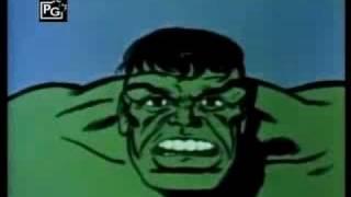 Incredible Hulk Theme Song (1966)