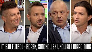 MISJA FUTBOL - MICHNIEWICZ ZA VUKO W LEGII (BOREK, SMOKOWSKI, KOWAL I MARCINIAK)