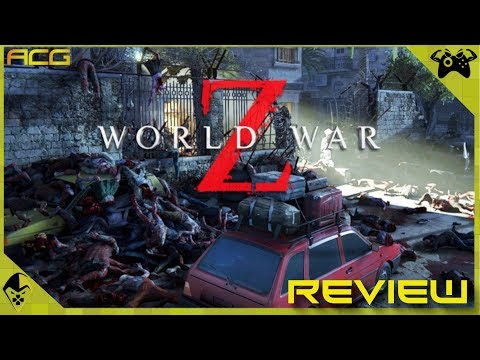 "World War Z Review ""Buy, Wait for Sale, Rent, Never Touch?"" - YouTube video thumbnail"